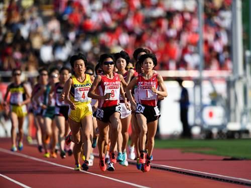 第100回 日本陸上競技選手権大会